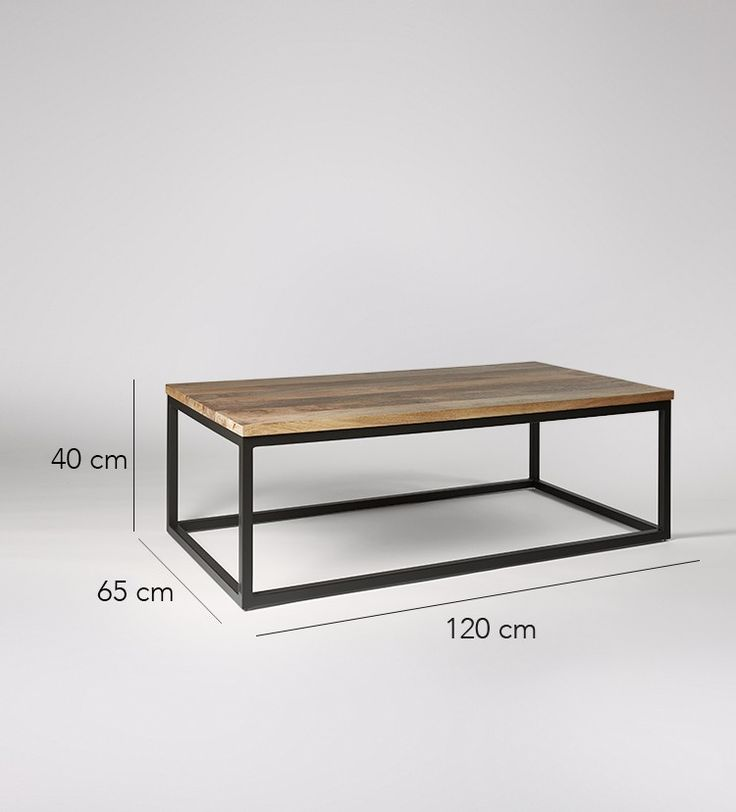 Sullivan Coffee Table | Swoon Editions