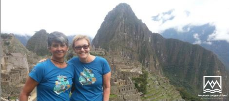 """""""Culmination of Mountain Lodges of Peru 7 Day Lodge to Lodge Trek from Cusco to Machu Picchu booked through fabulous travel consultants at REI Adventures Tours. Words can't convey how amazing this trip is"""" Denise Wakeman #SalkantayJourney #MachuPicchu"""