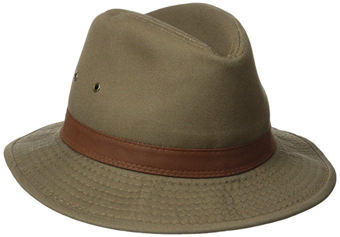 Dorfman Pacific DPC Outdoor Water Repellent Safari Hat Review  29febe895304