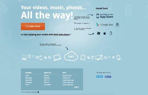 Emit - Alternativa gratuita a Plex para hacer streaming de tus archivos.   Te gustaría tener acceso y poder disfrutar de tus archivos multimedia sin importar el lugar dónde te encuentres?Es posible gracias a Emit la app de la cuál hablaremos hoy.  Actualmente en nuestras computadoras ya sea que tengas una o varias en todas tenemos un centenar de datos información imágenes música videos documentos etc. Gracias a las últimas tecnologías podemos tener nuestra información al alcance de la mano…