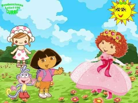 Canción Infantil  Las Mañanitas Feliz Cumpleaños