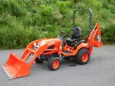 2013 KUBOTRA BX25D TRACTOR LOADER BACKHOE WITH 95 HOURS AND EXTRASfinance tractors www.bncfin.com/apply