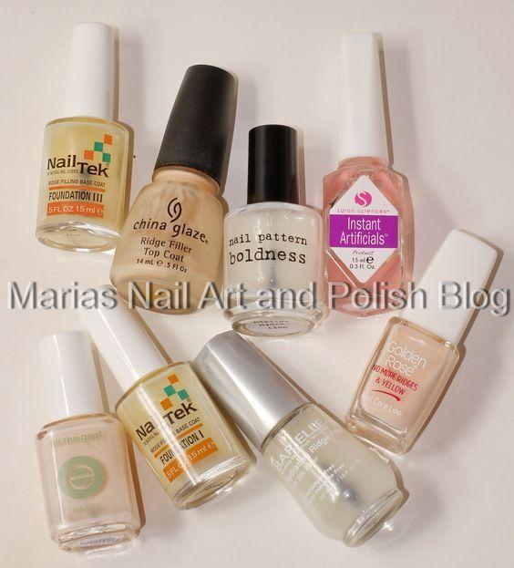 Best Nail Treatment For Ridges