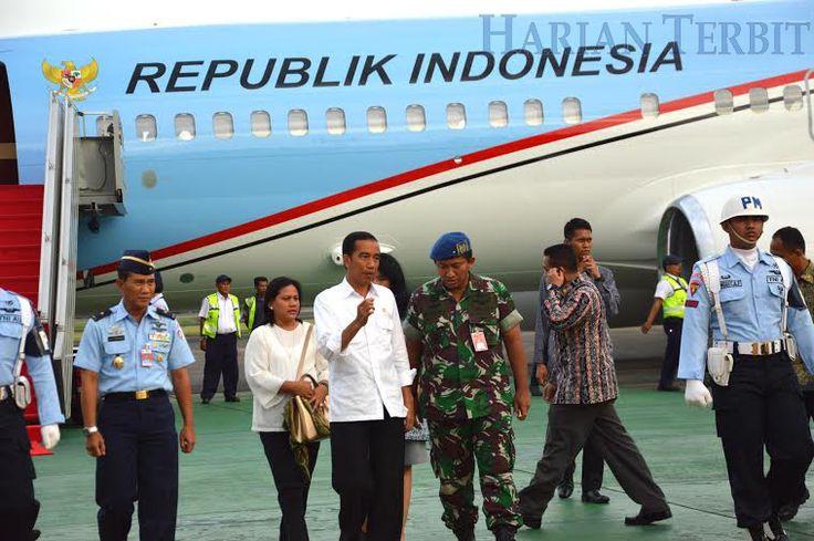 Target Jokowi: Dua Pekan Kabut Asap Lenyap : Presiden Joko Widodo menargetkan penanganan kabut asap di sejumlah wilayah di Indonesia akan dapat diatasi dalam waktu dua pekan.