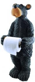 Willie Bear Toilet Tissue Holder