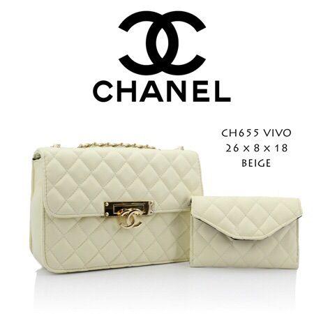 Trend Model Tas Chanel Vivo Semi Premium Set 300MV Terbaru - http://www.tasmode.com/tas-chanel-vivo-semi-premium-set-300mv-terbaru.html