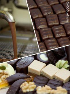 CHOCOLAThuile   28, 29, 30 agosto 2015  Un ricco programma di momenti formativi per scoprire tutti i segreti del cioccolato