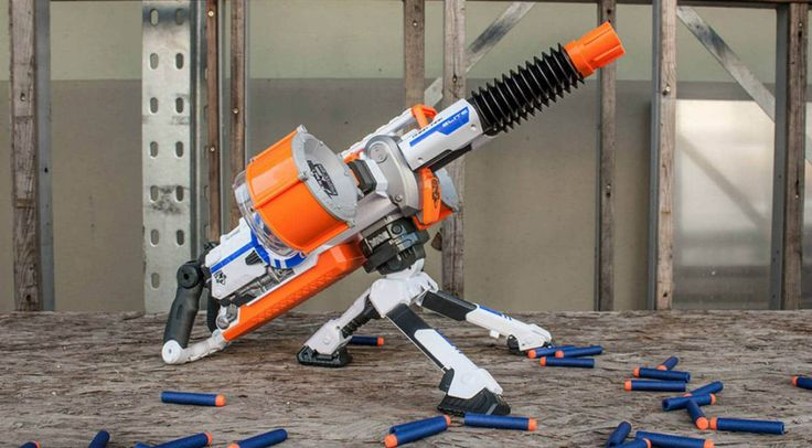 Best Nerf Machine Guns: Top 10 Tried and Tested
