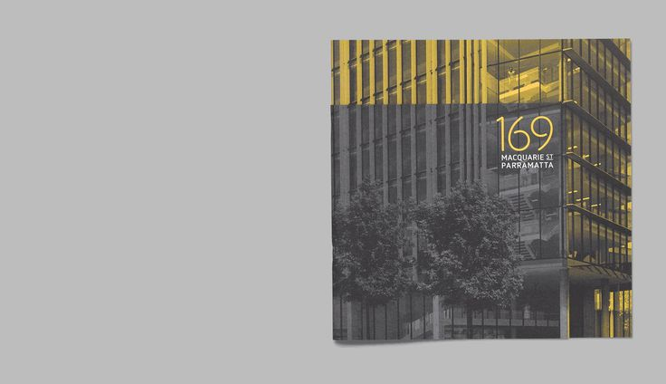 Parramatta Square Benchmark Brochure by Hoyne Design
