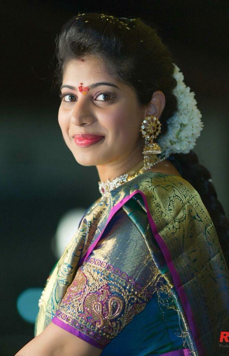 Suhasini in gundla haram jewellery designs - Earrings