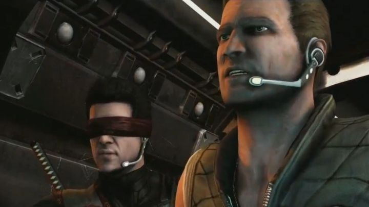Yuk Intip Johnny Cage di Chapter 1 Story Mode MKX