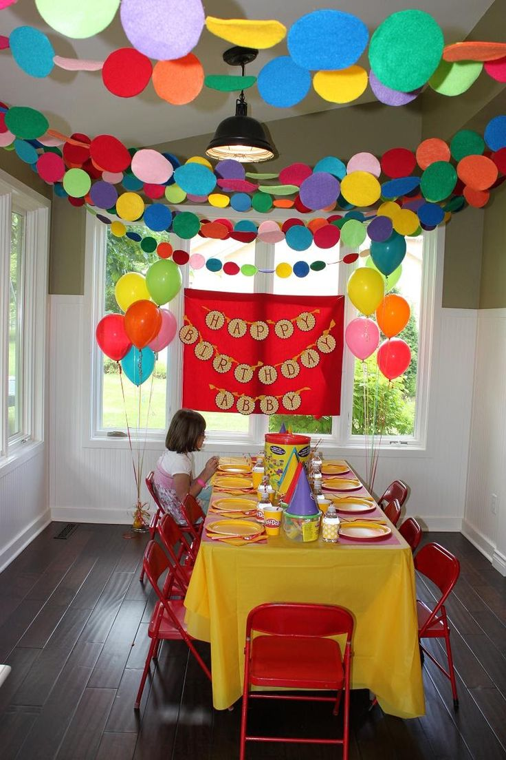 The Ehlerts Abby S Play Doh Birthday Party Party