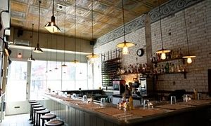 Been on the bottle? Then take your hangover to Spuntino's for London's best Brooklyn diner