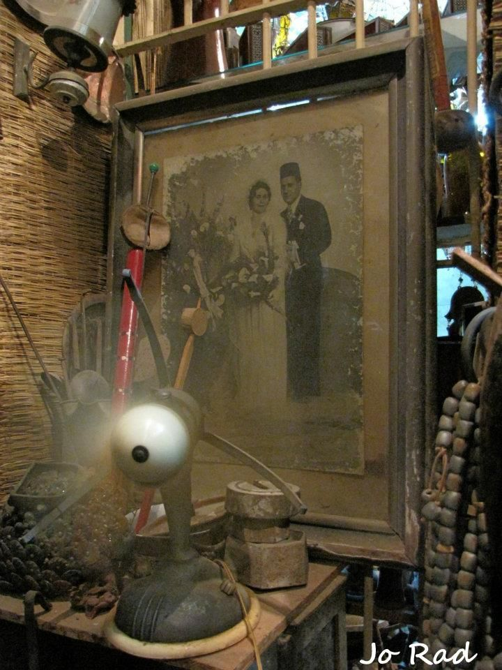 Old Shop. Cairo. Khan al Khalili. Photo: Jo Rad