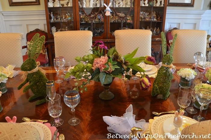 Best 25 Easter Table Ideas On Pinterest Easter Table Settings Pink Special Dinner Sets And