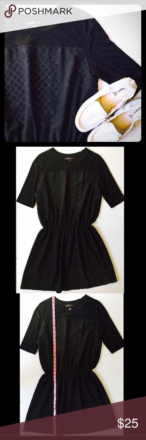 Victoria Secret Black Dress Size S This is beautiful Victoria secret dress size S/p. Please see pictures for measurements. Victoria's Secret Dresses Mini