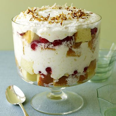 1000+ images about Trifle Bowl Ideas for Pampered Chef on ...