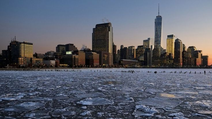 Father of Snow Theory Sees Polar Vortex Caged Until January