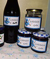 Schlehensaft (Rezept mit Bild) von Dolly30   Chefkoch.de