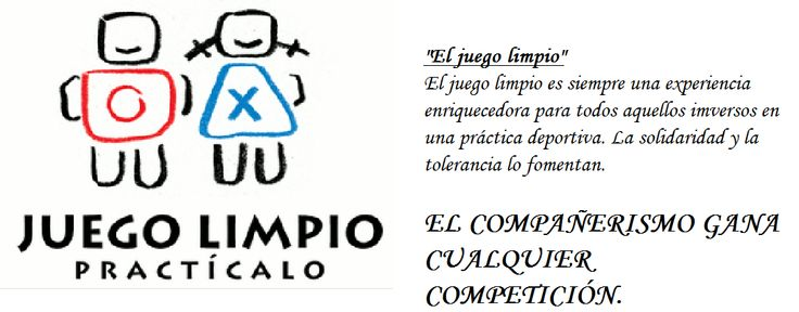 JUEGO LIMPIO.