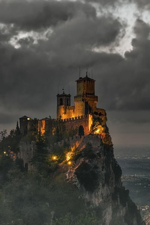 Castillo tenebroso