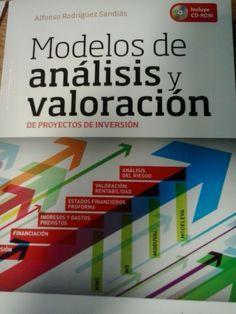 Modelos de planificación y valoración de empresas / Alfonso Rodríguez Sandiás (2015)