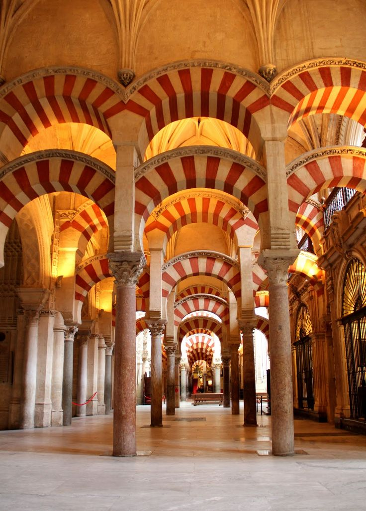 56 Great Motivational Quotes That Will Make Your Day: 56. Great Mosque, Córdoba, Spain (image 4 Of 5)