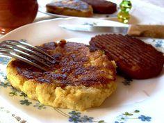 Galettes de Semoule & Flocons de Pomme de Terre @ Ma Cuisine Végétalienne