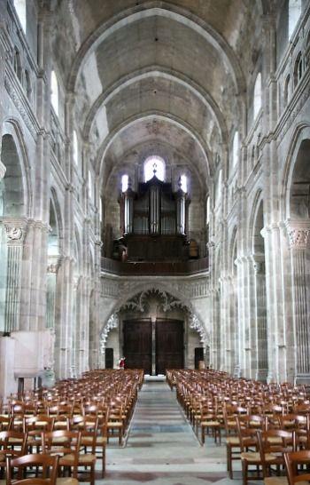 Autun Cathedral -Autun, France-D