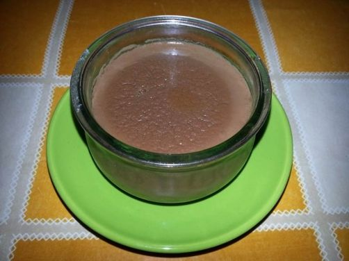 Yogurt de Chocolate Light para #Mycook http://www.mycook.es/receta/yogurt-de-chocolate-light/