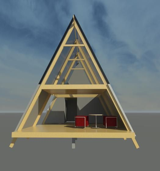 19 best images about a frameish on pinterest for 14x14 cabin plans