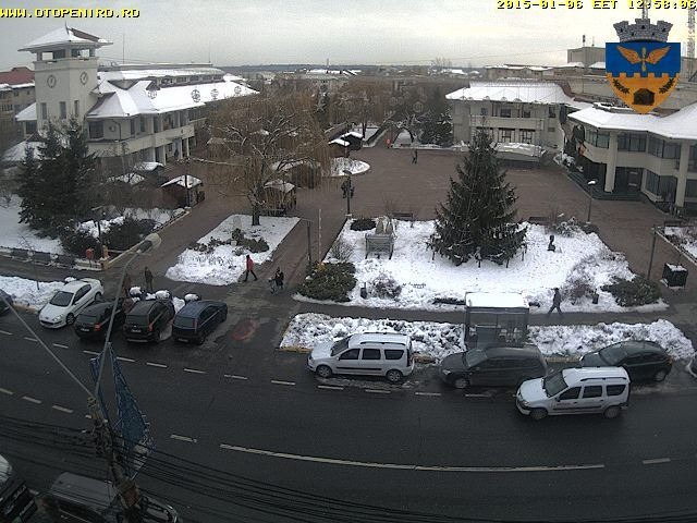 Otopeni - Romania Live webcams City View Weather - Euro City Cam