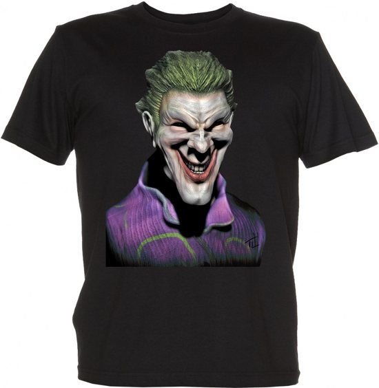 Koszulki komiksowe: kawalarz Batman t-shirt: Joker