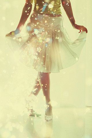 We sparkle in Him