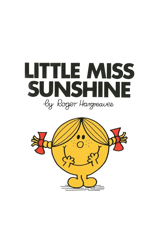 Little Miss Sunshine adorbs!!!