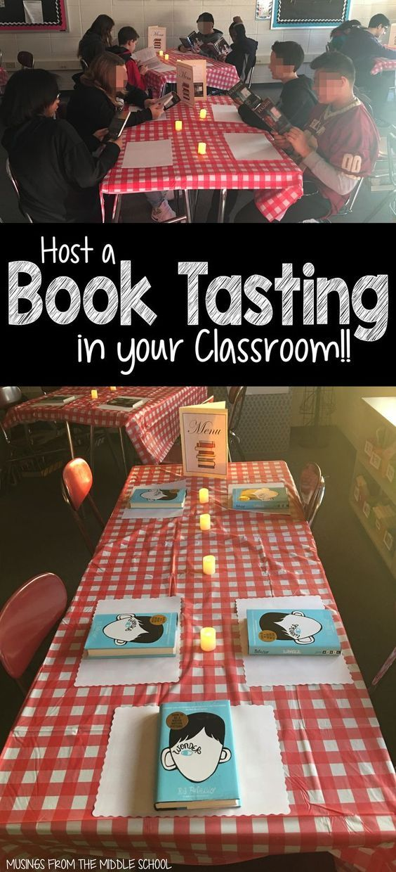 20 creative library displays and activities to inspire librarians and teachers. This list includes lots of ways to make reading fun and interesting!