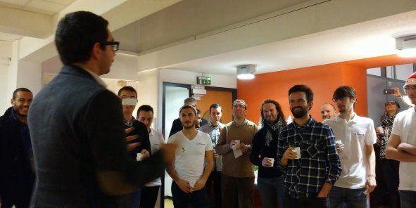 La Cantine Toulouse abrite en son sein une dizaine de start-up