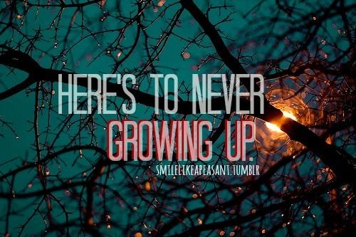 Here's to never growing up- avril lavigne