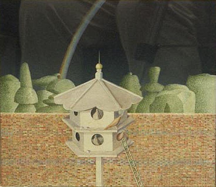 Dovecote (1978) by John Morley
