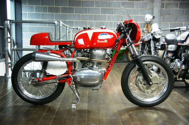 1968 BENELLI 349cc  WARDS RIVERSIDE  VERY RARE EXAMPLE