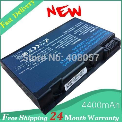 4400 мАч аккумулятор для ноутбука Acer Aspire 3100 3690 5100 5110 5515 5610 5630 5650 5680 9110 9120 9800 LIP6199CMPC LIP8151CMPCFSY6