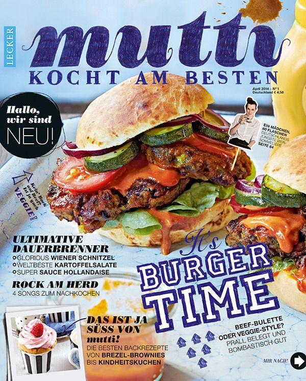 mutti - das neue Foodmagazin aus dem Bauer Verlag ist seit gestern am Kiosk erhältlich. Ich hab schon mal reingeschaut: http://nutriculinary.com/2014/04/10/neu-am-kiosk-mutti/