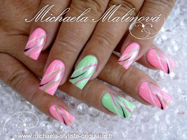 Like the pink ones!!!