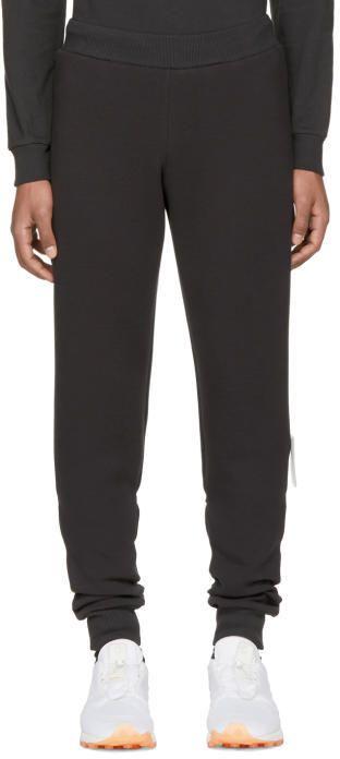 Reebok × Cottweiler Black Jogger Lounge Pants