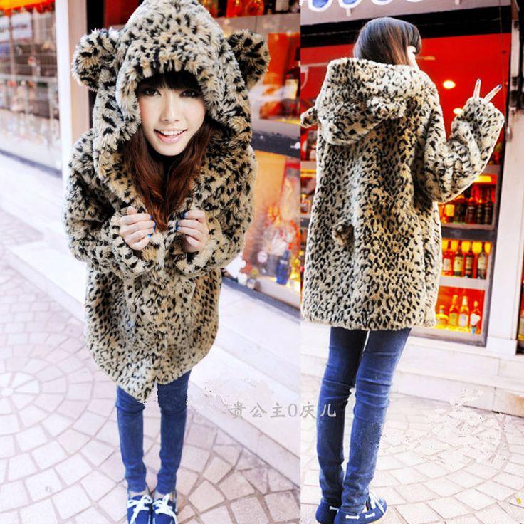 Hårda hårda vinter kvinnors 2014 nya söta flickor öron groning hårig boll cap Xiaobao lång svans päls - Taobao