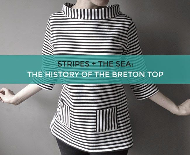Stripes and the Sea: The History of the Breton Top