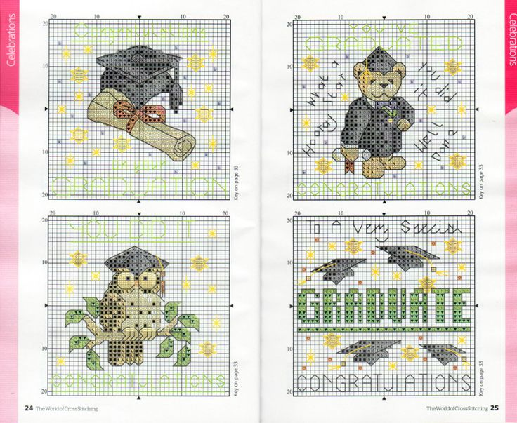 Gallery.ru / Photo # 66 - The world of cross stitching 153 + application 120 Charts - tymannost