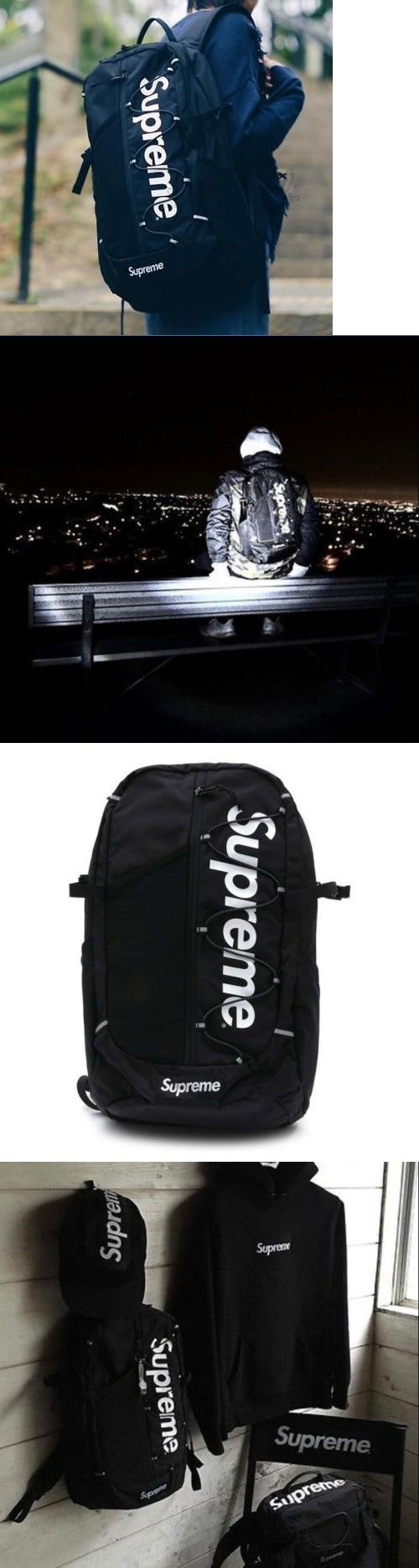 Other Youth Fitness Clothing 179833: Supreme Box-Logo Backpack Cordura Ripstop Spring Summer Travel Bag Fashion Style -> BUY IT NOW ONLY: $79.99 on eBay!
