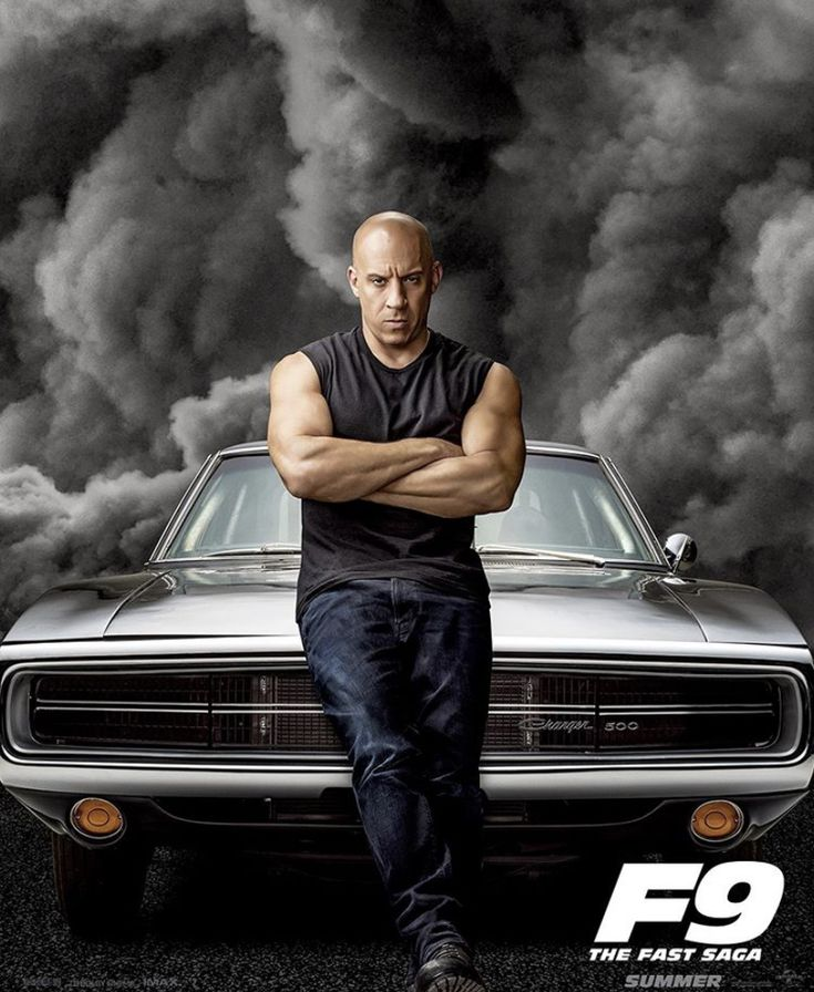 Vin Diesel in 2020 (With images) | Fast and furious, Vin ...