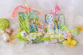 Сказочный мир Алисы: Садовые радости. Кролик Питер из сказки Беатрис Поттер
